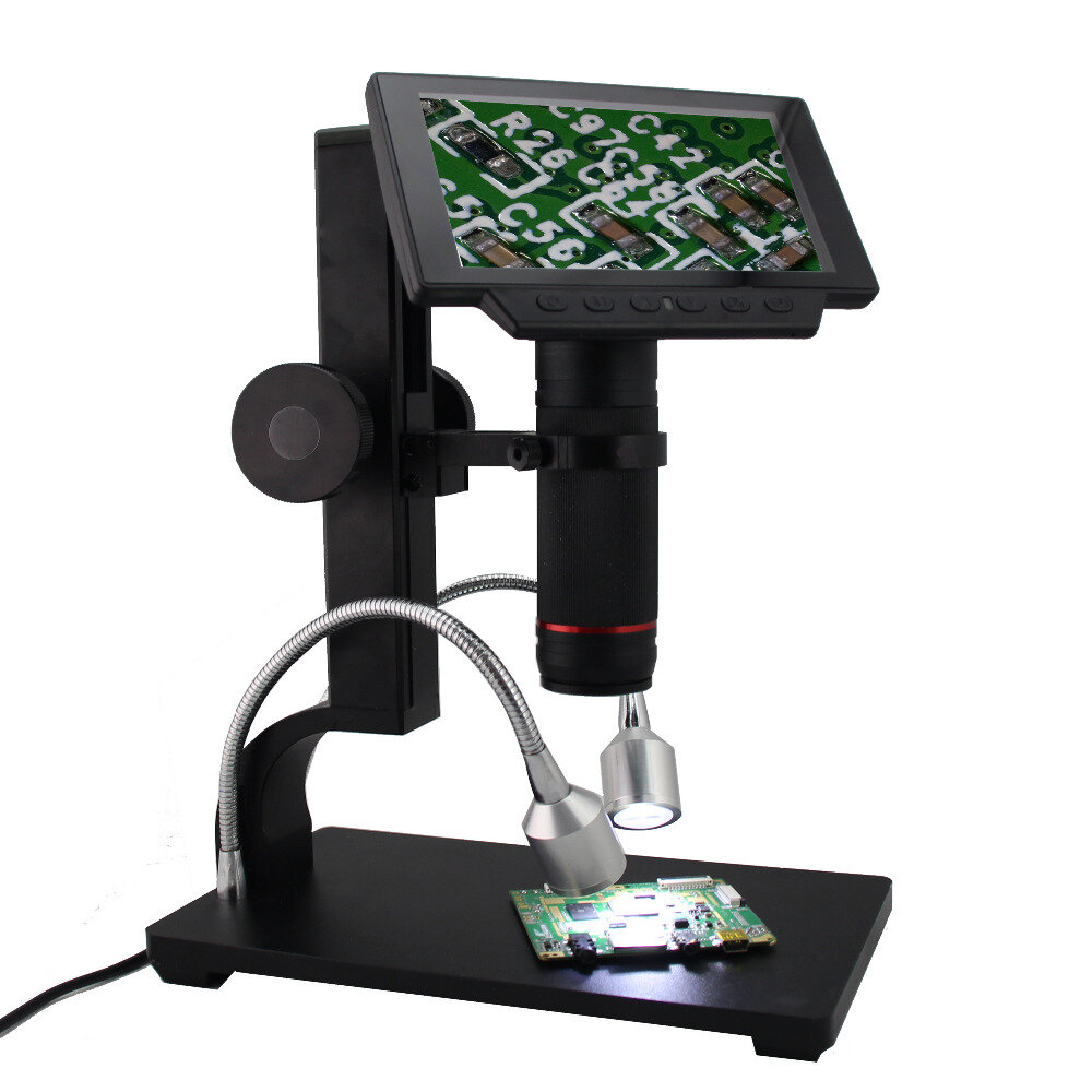 Andonstar ADSM302 Long Object Distance Digital USB Microscope For Mobile Phone Repair Soldering Tool BGA SMT Watch