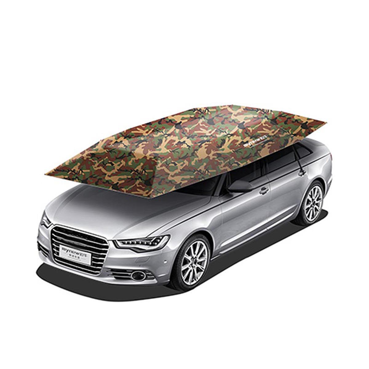 Protection extérieure portative de tente de couverture de toit de parasol de parapluie de voiture de para-voiture