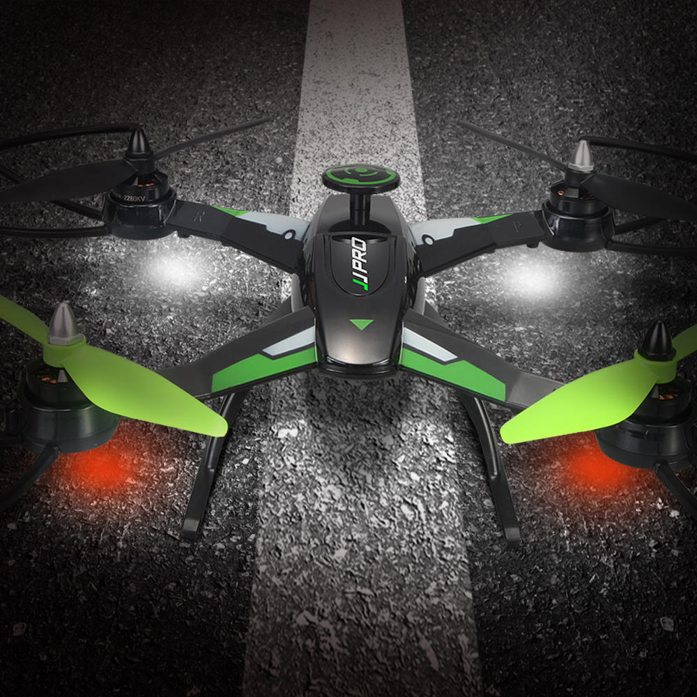 JJRC X1 With Brushless Motor 2.4G 4CH 6-Axis RC Drone Quadcopter RTF