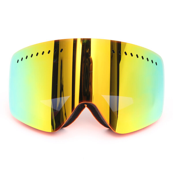 a20d09f5bdce Professional Skiing Snowboard Goggles Dirt Bike Glasses Anti Fog UV  Protection Double-Lens COD