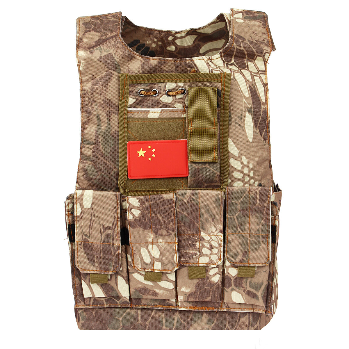 7a7e6a6724740 Kids Children Tactical Military Vest Assault Combat Gear Army CS Play  Hunting Protective Aemor COD