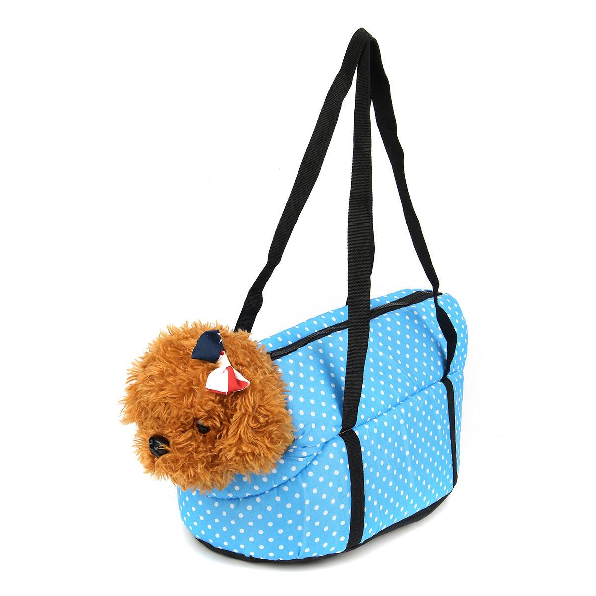 กระเป๋าถือสัตว์เลี้ยงเบาะ Nylon ซิปเดินทางกันน้ำ ล็อค carabiner Portable Safe