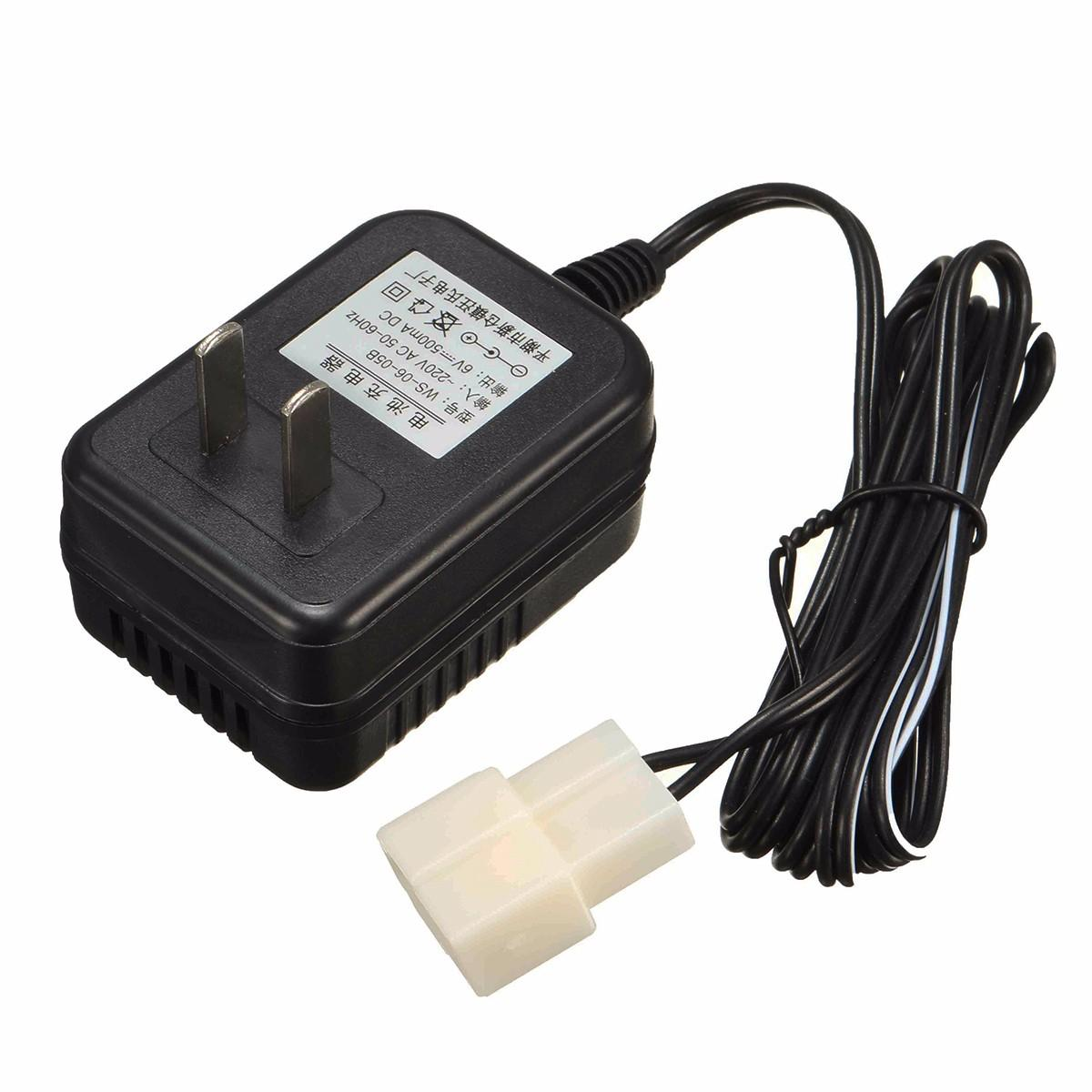 Wall Charger AC Adapter for KID TRAX ATV Quad 6V Battery Powered Ride