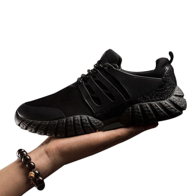 61ccd61a3442 X8078 Men Lace-up Lightweight Comfortable Breathable Sport Running Shoes  Sneakers COD