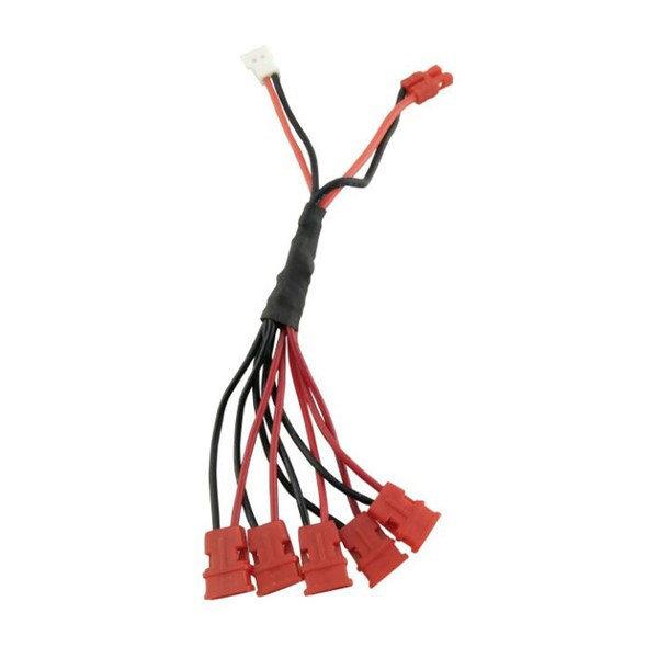 Syma X5HW x5hc rc quadcotper piezas de repuesto 5 en 1 cable de carga