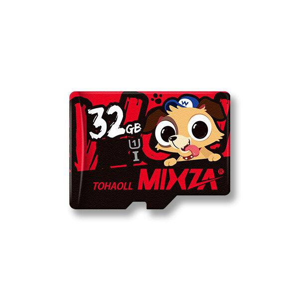 Mixza Ano do Cachorro Edição Limitada U1 32GB Cartão de Memória TF Micro SD