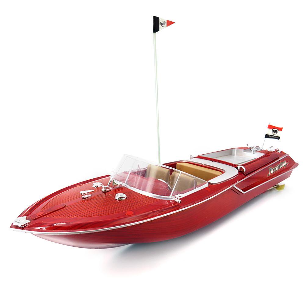 Flytec HQ2011-1 46CM 27MHZ 4CH 15KM/H High Speed Racing RC Boat