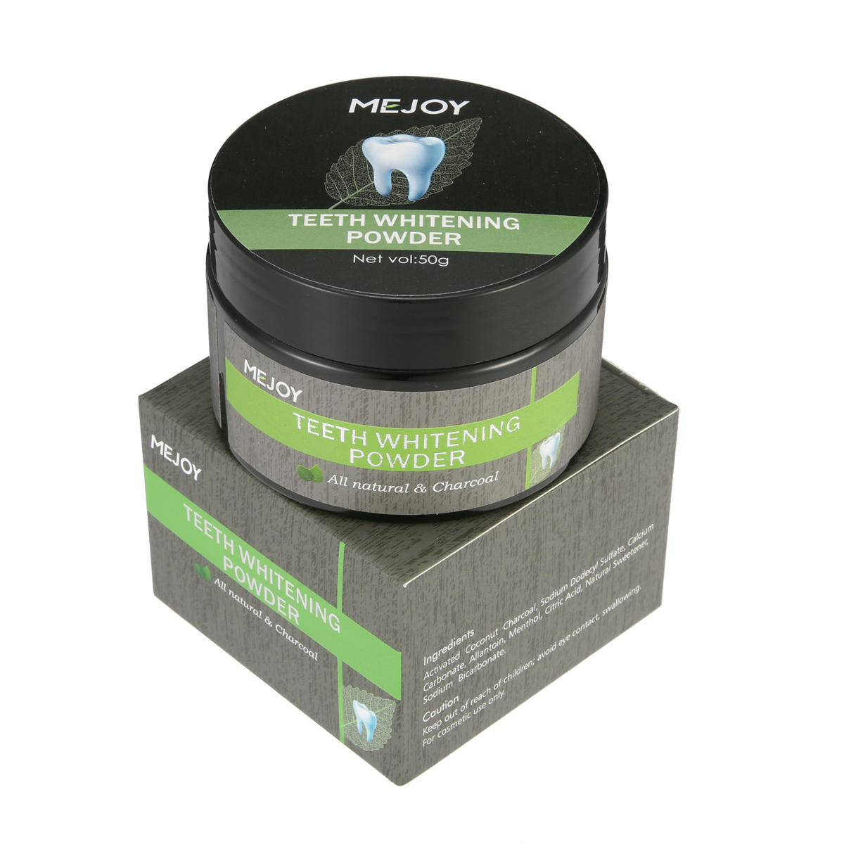 Teeth Whitening Powder Natural Activated Charcoal Powder White Tooth Bamboo Toothpaste Dental Tools Oral Hygiene Cleaning Toothbrush