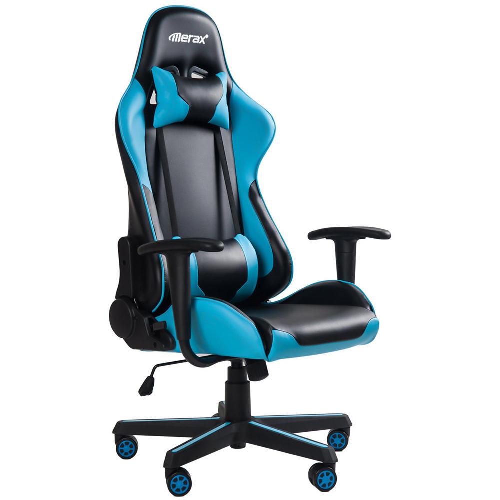Excellent Nouveau Chaise De Bureau Merax Ergonomic Racing Gaming Chair Lamtechconsult Wood Chair Design Ideas Lamtechconsultcom