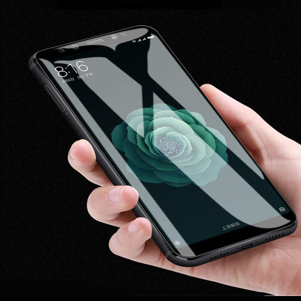 Bakeey 5D Curved Edge Full Cover Tempered Glass Screen Protector For Xiaomi Mi A2 / Xiaomi Mi 6X