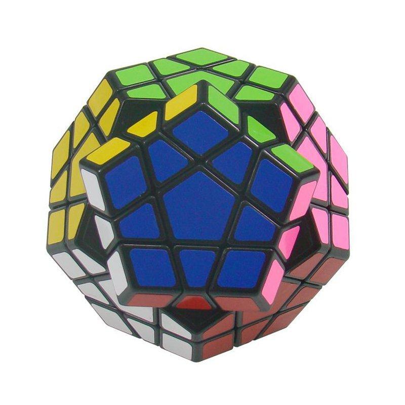 Zeshoekig Magic Puzzle Cube Game Educational Toy