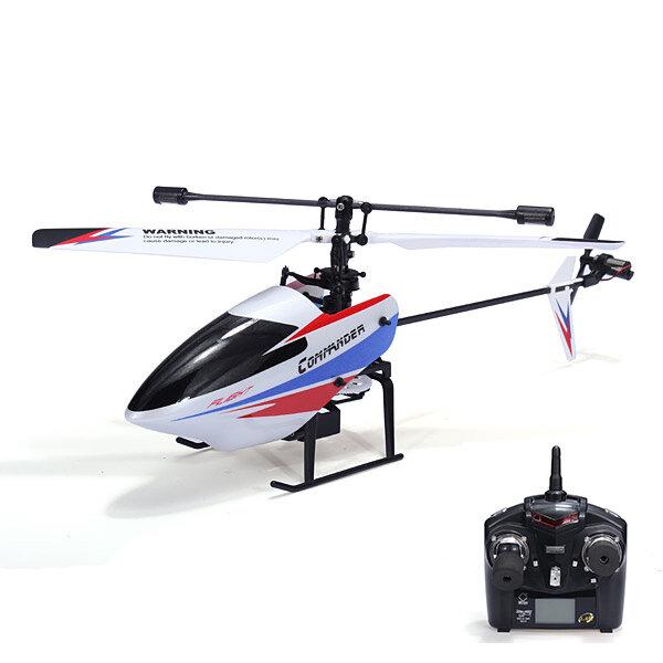 WLtoys V911-pro V911-V2 2.4G 4CH RC Helicóptero