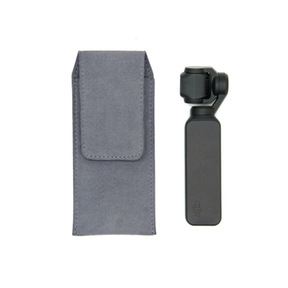 68fc95430a42 Storage Bag Mini Carry Case PU Leather Microfiber Bag Travel Bag For DJI  Osmo Pocket Handheld Gimbal Accessories COD