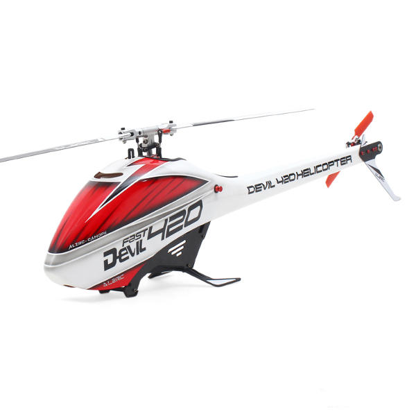 ALZRC Devil 420 FAST FBL RC Helicopter Kit