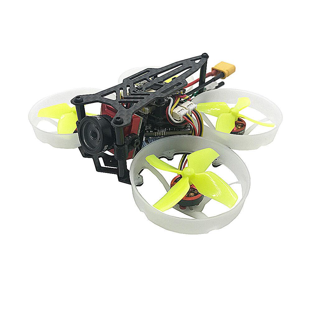 FullSpeed TinyLeader 75mm HD V2 Cinewhoop FPV Racing Drone 2-3S F4 FC 25~600mW VTX Caddx Turtle V2 Cam