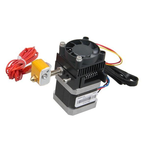 MK8 Extruder 1.75mm 12V Assembled Print Head For 3D Printer