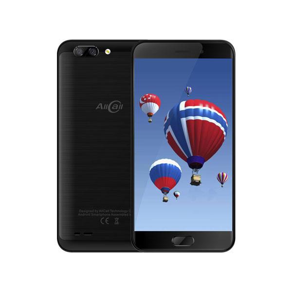 AllCall Atom Câmeras traseiras duplas do Android 7.0 de 5.2 polegadas 2GB RAM 16GB ROM MT6737 1.3GHz 4G Smartphone