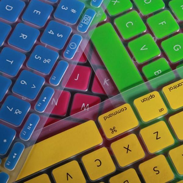 Silicium nous peau de clavier film protecteur pour 15.4 pouces avantageux macbook