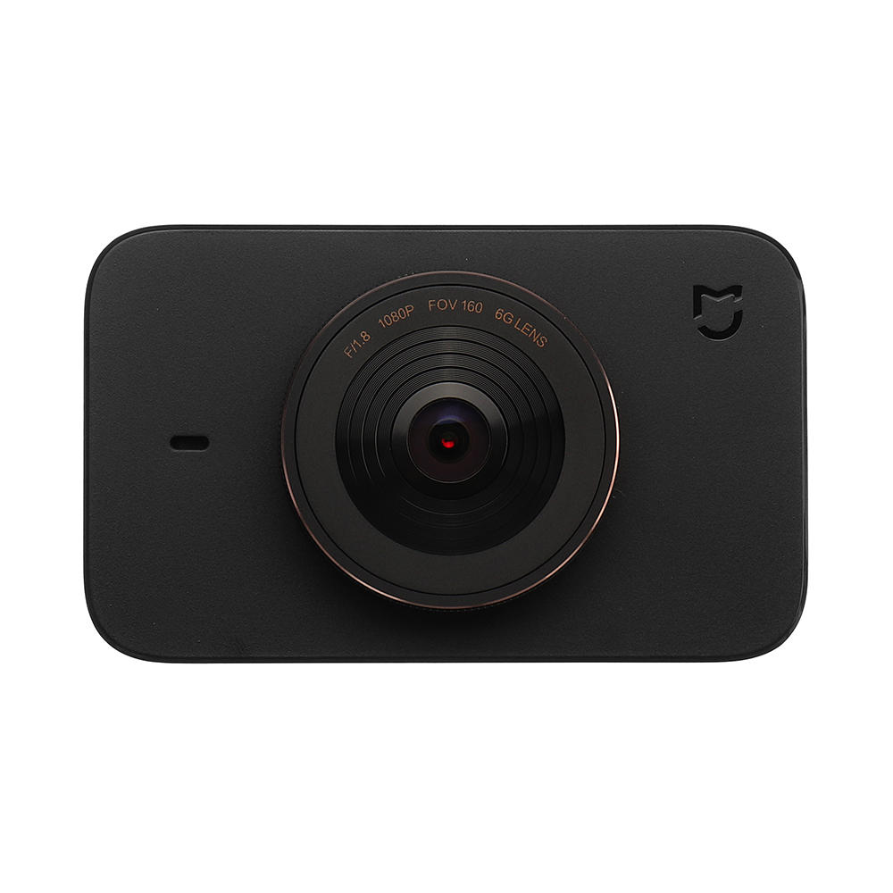 Original Xiaomi MiJia Car DVR S0NY IMX323 Sensor Video Recorder 160 Degree Wide Angle 3.0 Inch TFT