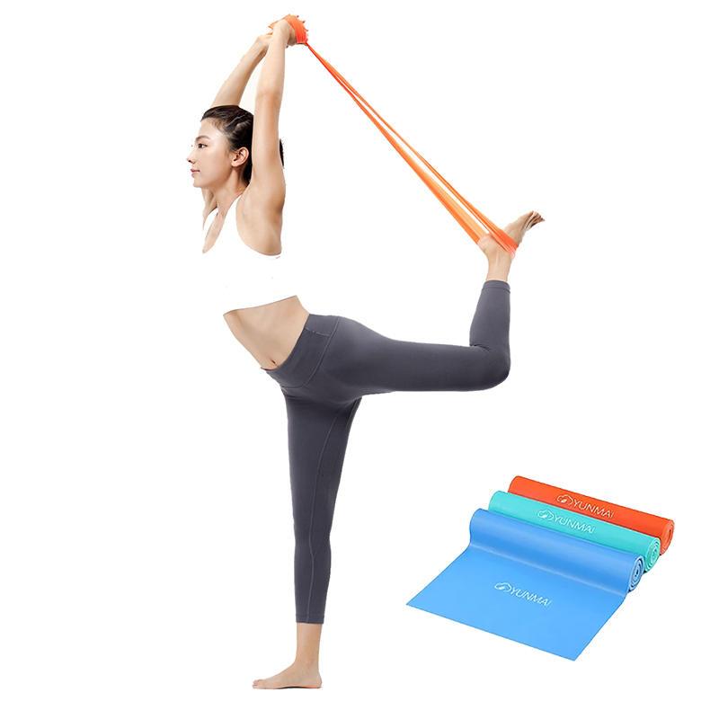 XIAOMI YUNMAI TPE Yoga Bandes de résistance, sangle d'exercice, élasticité élevée