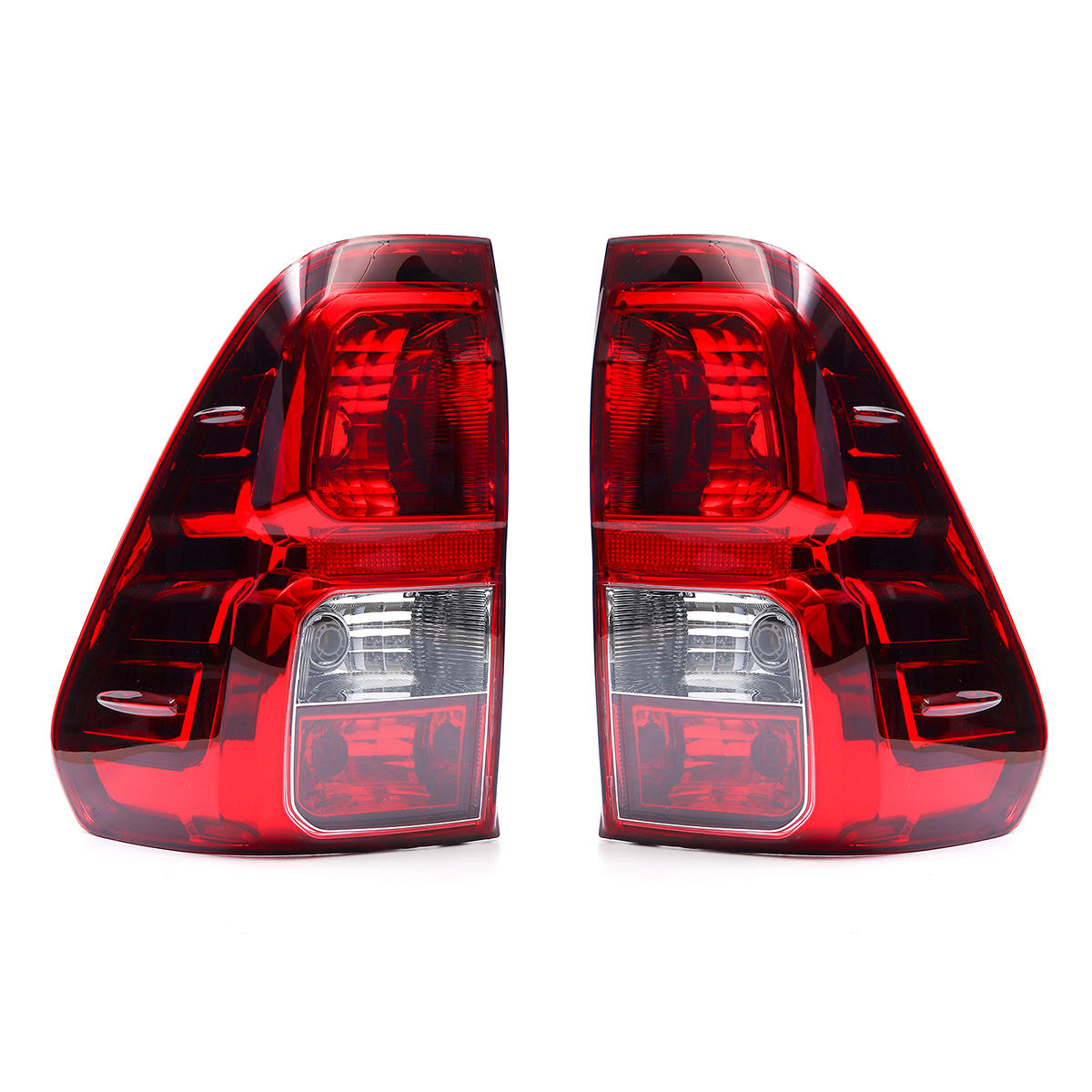 Car Rear Left Right Tail Light Brake Lamp Embly Without Bulb For Toyota Hilux Revo 2017 2018 Cod