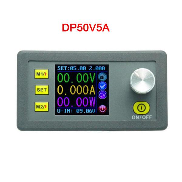RUIDENG DP50V5A Buck Ajustable DC Módulo de Fuente de Alimentación con Voltímetro integrado Amperímetro
