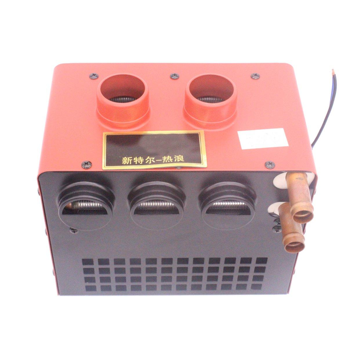 12v 24v iron compact heater three side blow diversion 35 copper rh banggood com