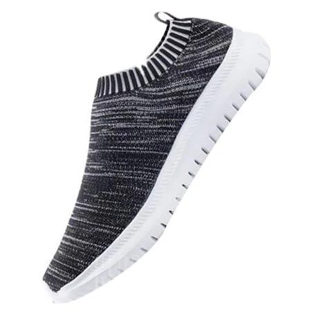 XIAOMI UREVO Men Slip-on Casual Lightweight Breathe Running Shoes Athletic Shoes Sneakers