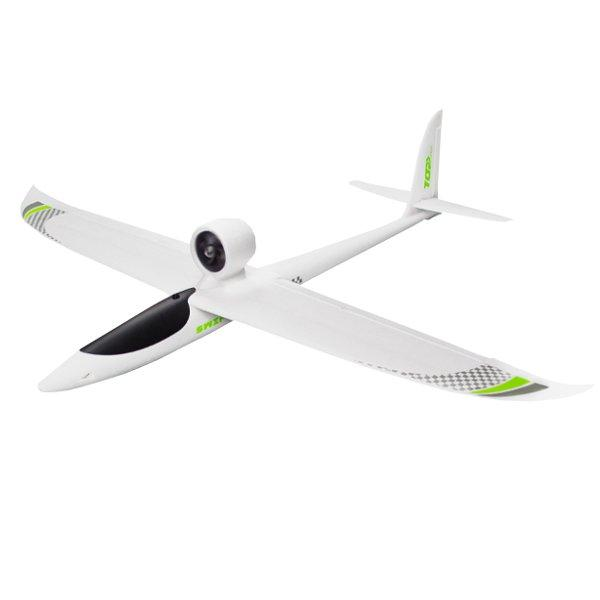 TOP RC 1200MM Swift 1200mm Wingspan EPO RC Airplane Glider Racer PNP With EDF Power System