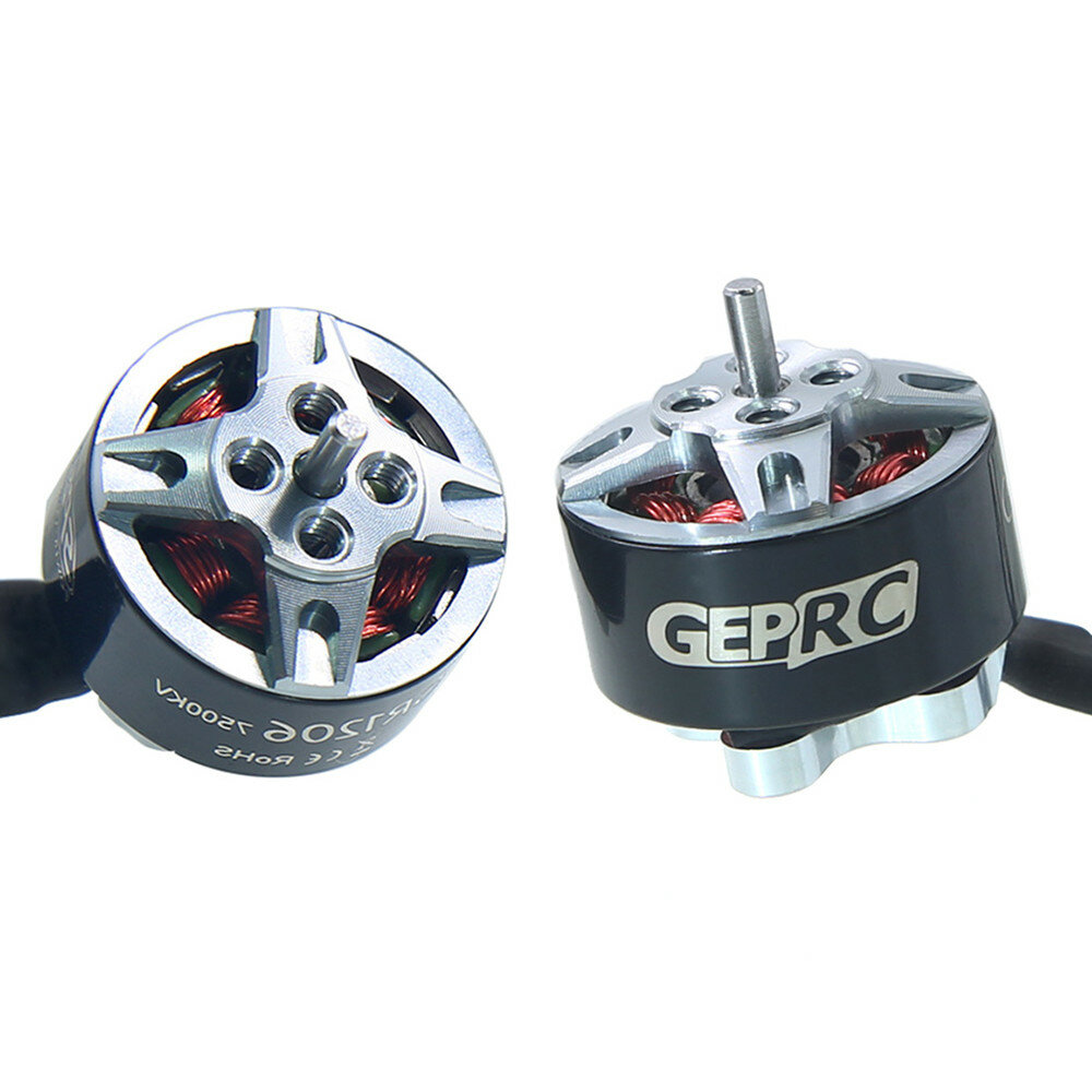 GEPRC GR1206 4500KV 6000KV 7500KV 2-4S Brushless Motor for RC Drone FPV Racing