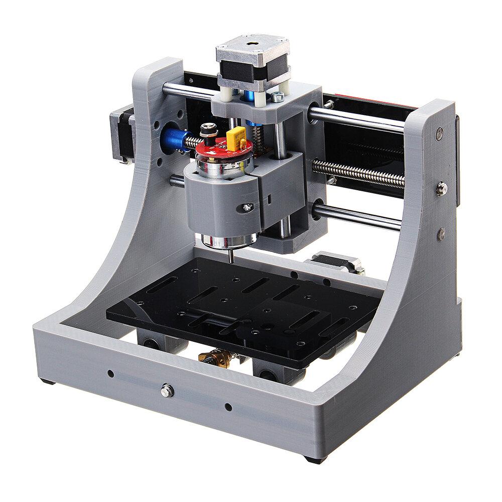 a4457de25650 1208 3 Ejes Mini Ensamblado CNC Router PCB Madera Fresado Máquina de Grabado  DIY Grabador 120x80x16mm