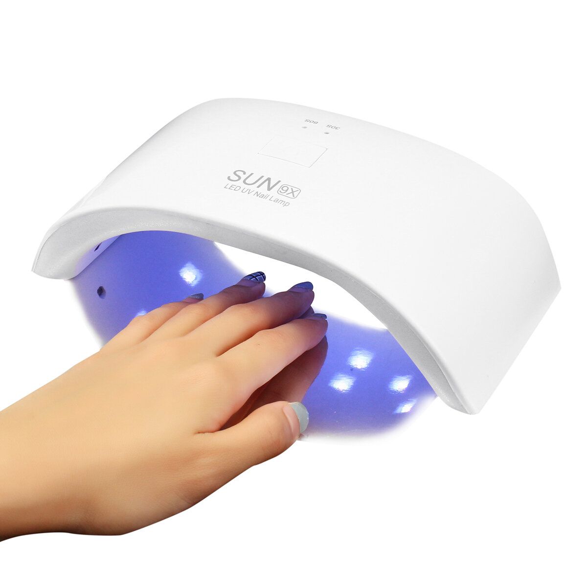 usb portable 36w 12 led lamp nail dryer machine manicure tool at ...