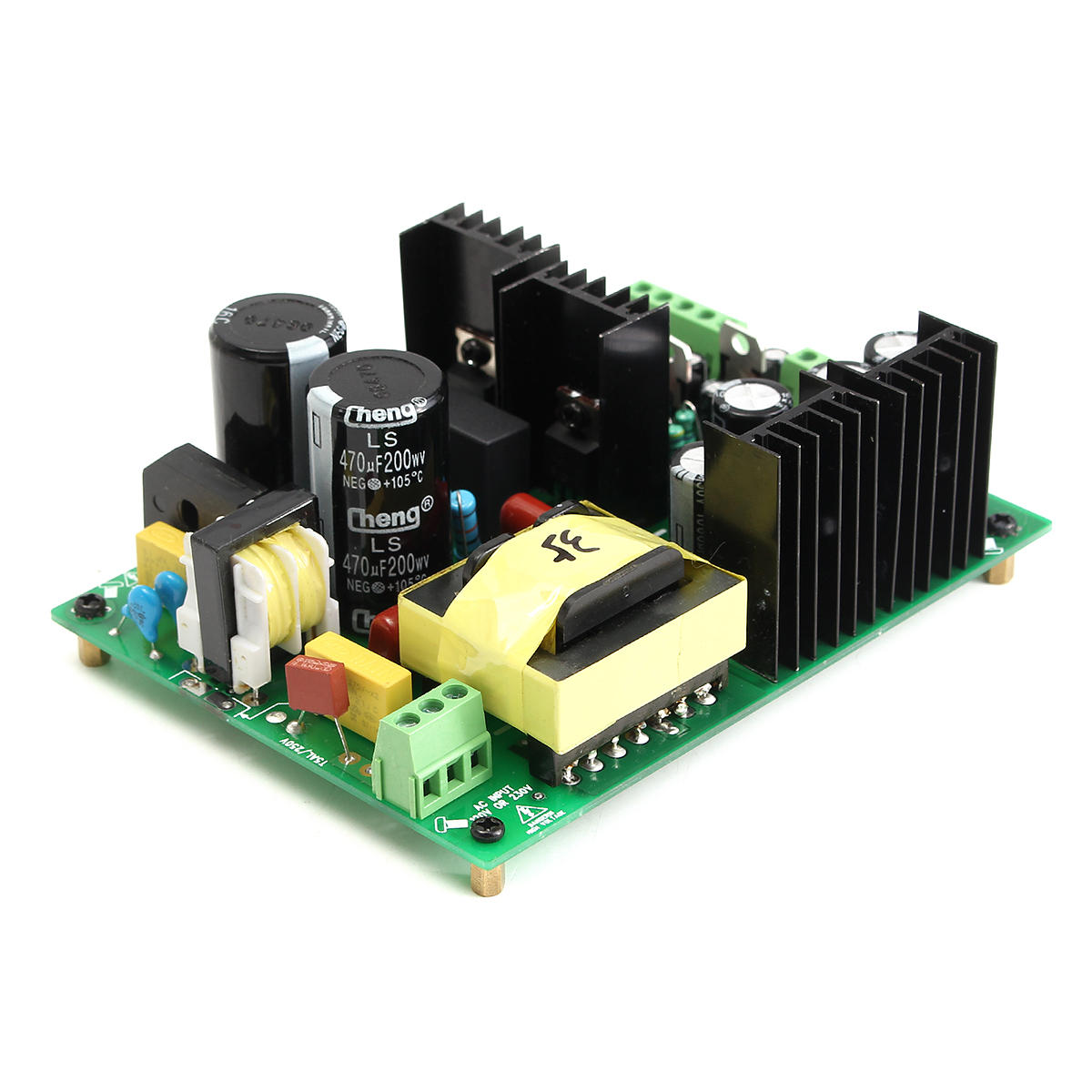 500w 35v Amplifier Switching Power Supply Board Dual Voltage Psu Digital Circuit China Audio Amp