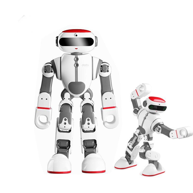 Robo3 Dobi Intelligent Humanoid Voice Control Multifunction RC Robot
