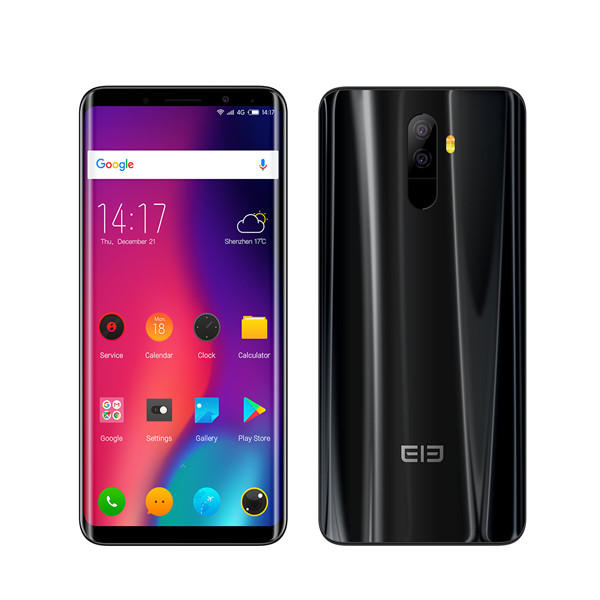 Elephone U Pro 5.99 Inch AMOLED Flexible Display 4GB RAM 64GB ROM Snapdragon 660 2.2GHz Smartphone