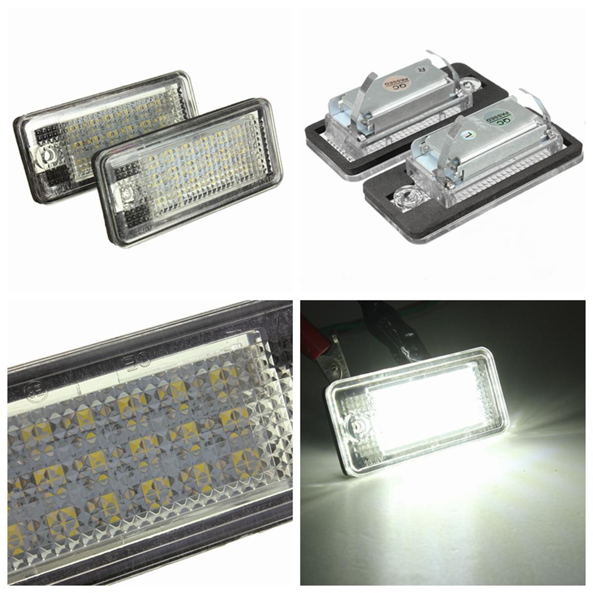18 led license number plate light lamp for audi a3 a4 a6 a8 b6 b7 s3 18 led license number plate light lamp for audi a3 a4 a6 a8 b6 b7 s3 fandeluxe Image collections