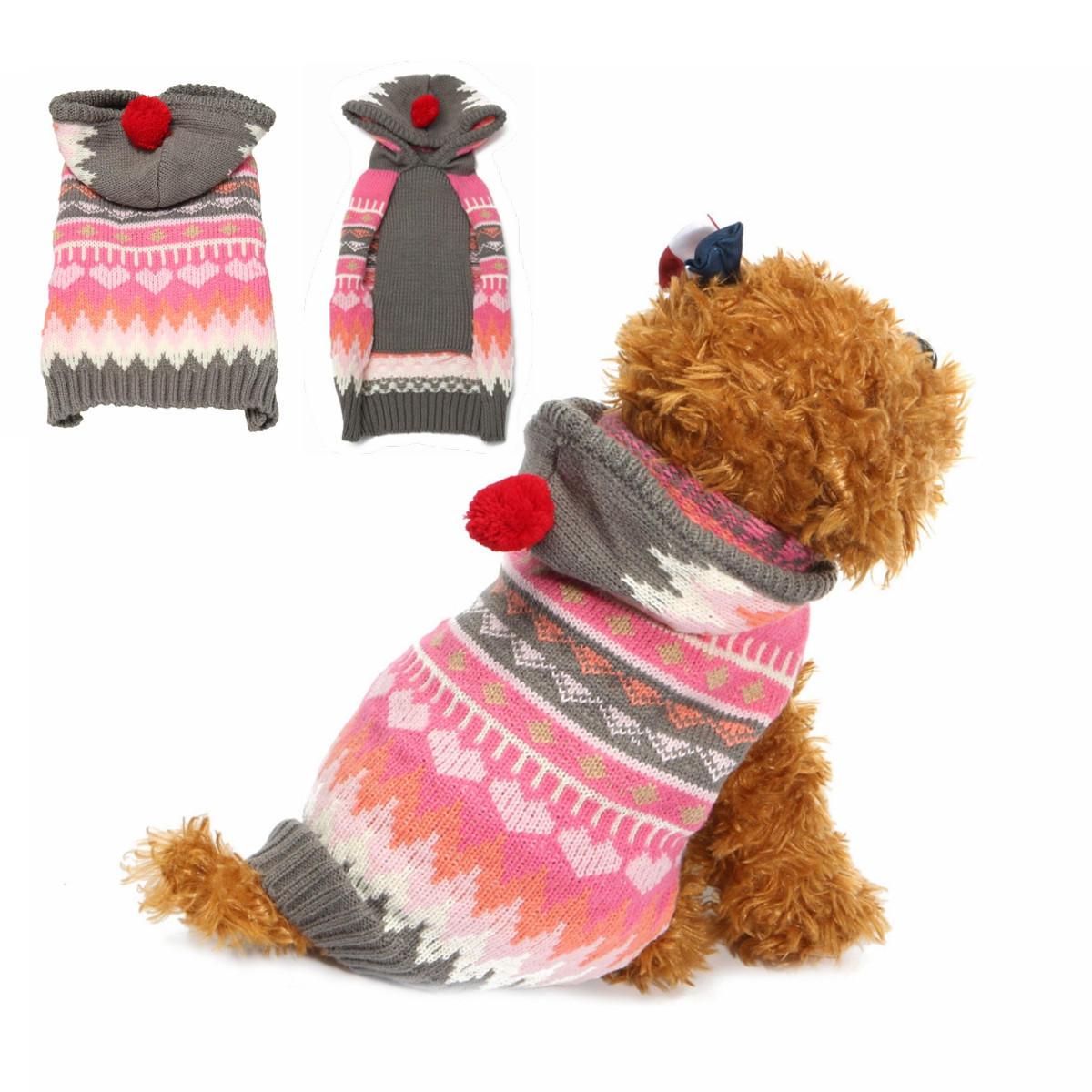 Cane da compagnia gatto fiocco di neve inverno maglione giacca abbigliamento cappotto caldo gilet giacca costume cappello abbigliamento con cappuccio
