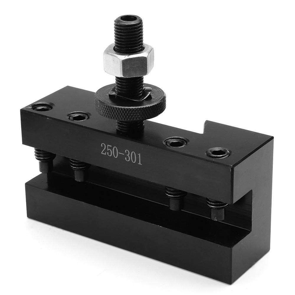 Machifit 250-301 Quick Change Tool Post And Tool Holder Turning and Facing Holder CNC Lathe Tool