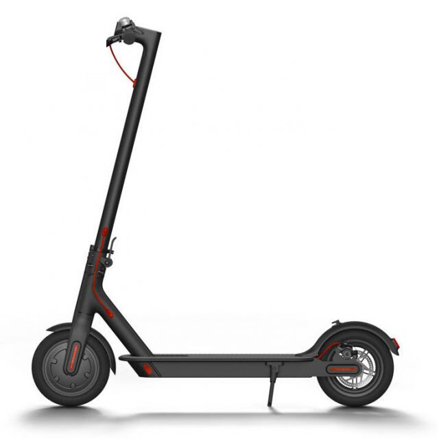 Xiaomi M365 IP54 12.5kg Ultralight 30km Long Life Folding Electric Scooter Intelligent BMS Double Brake System 25 km/h Max. Load 100kg Two Wheels Electric Scooter