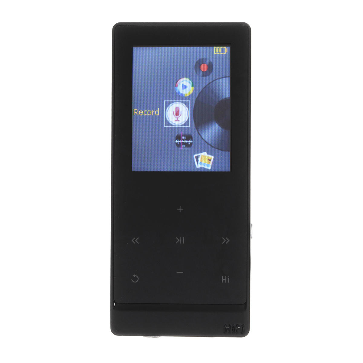 A7 8GB 1.8 Inch TFT bluetooth HIFI Touch Screen Video FM Radio Receiver MP3 Music Player