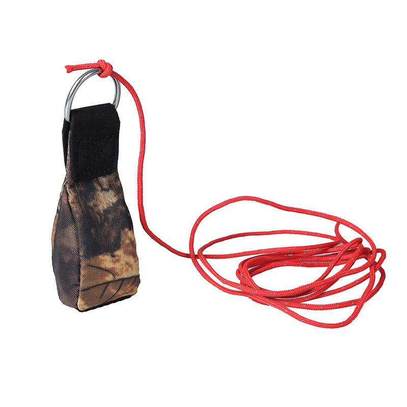 LUCKSTONE Oxford Cloth Outdoor Climbing Tree Rope Throwing Bag Rock Climbing Bags