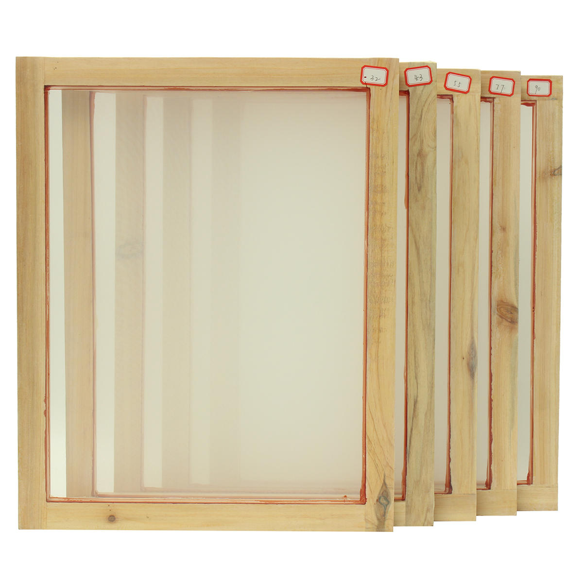 a3 silk screen printing stretcher wooden screen printing frames