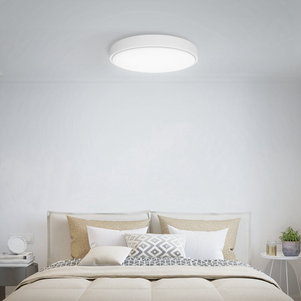 Xiaomi Yeelight 35w Nox Round Diamond Smart Led Ceiling Light For Home Bedroom Living Room Cod