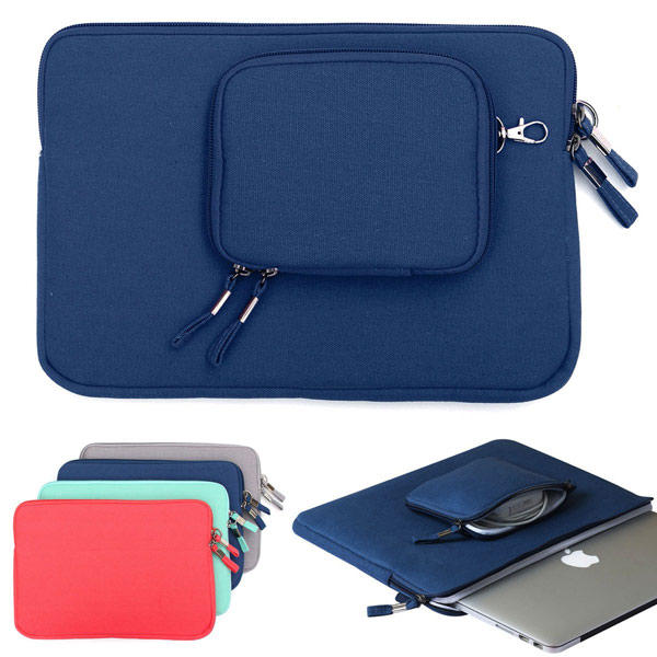 notebook laptop sleeve case carry bag pouch
