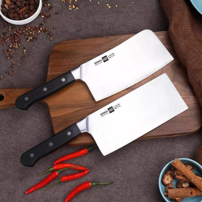 HUOHOU Coltello da cucina in acciaio inossidabile Coltello da chef Coltello affilato Affettatrice Utensile da coltello da Xiaomi Youpin
