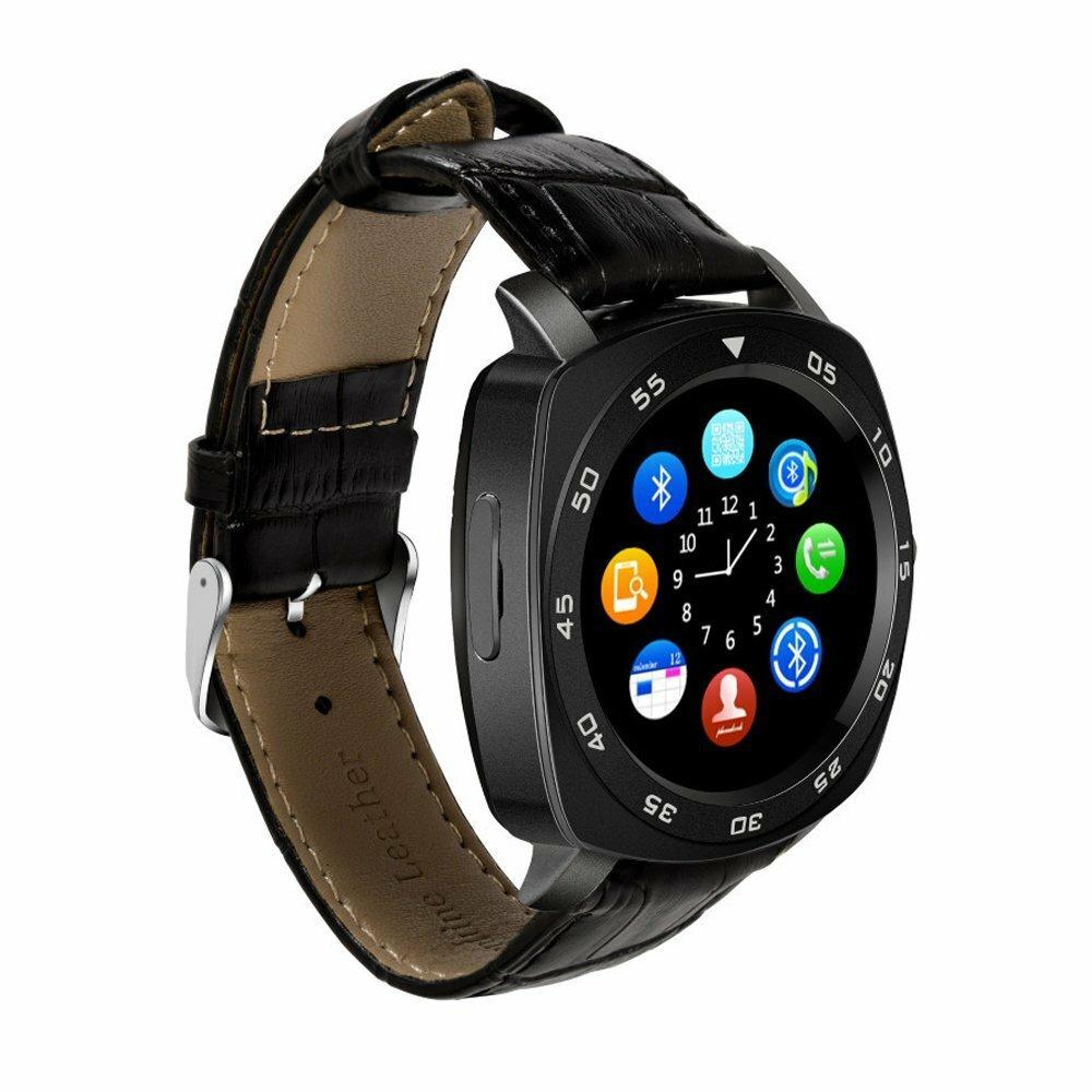 KALOAD S6 Шагомер HD камера смс Anti-потерянный Bluetooth Музыка 2G Телефонный звонок Smart Sports Watch