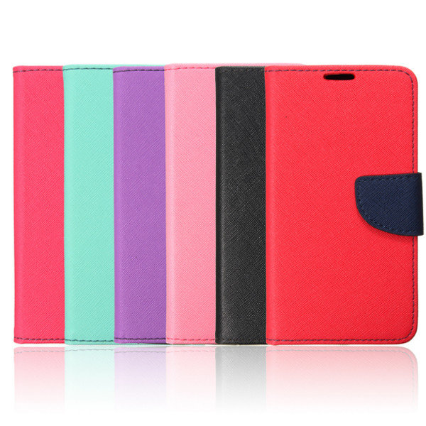 Flip PU Leather Wallet Card Stand Cover Case For LG G Stylo/G4 Note
