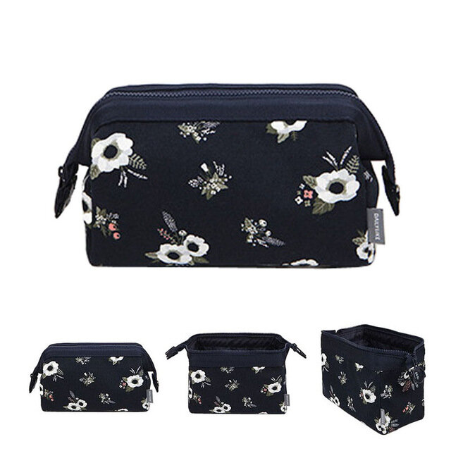 8b00c640cfa new fashion polyester multifunctional women cosmetic bag portable ...