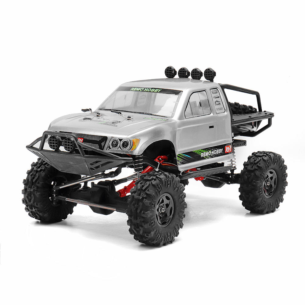 Remo Hobby 1093-ST 1/10 2.4G 4WD Waterproof Brushed Rc Car Off