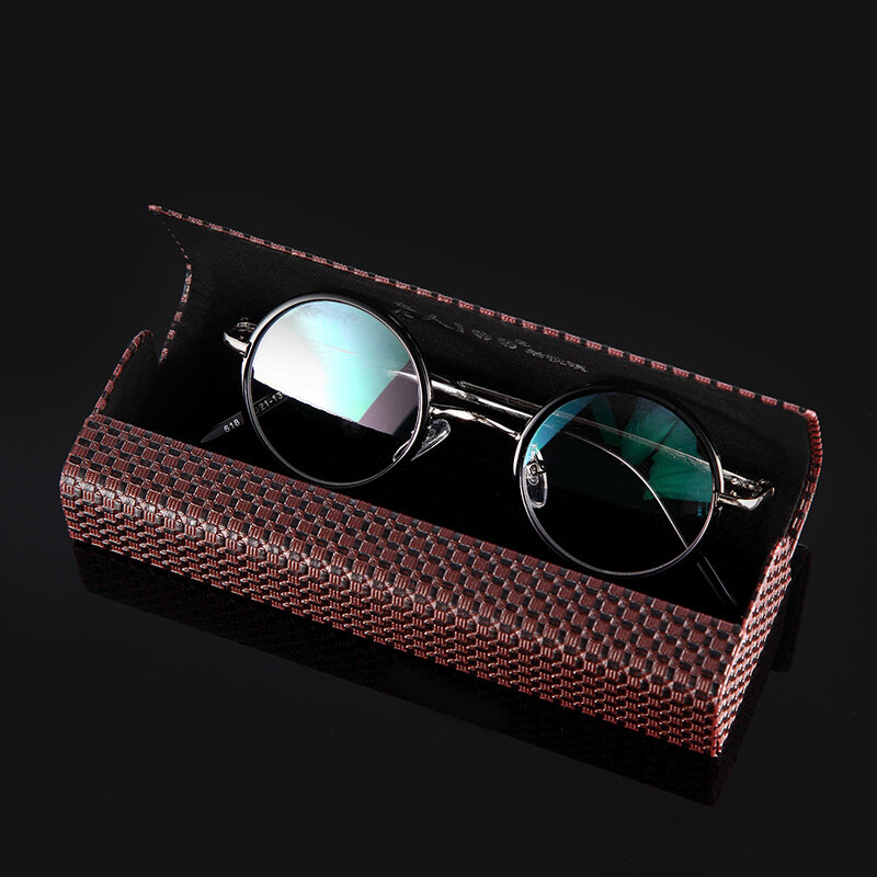 24880a3ee9d Minleaf Retro Round Light Weight Forstørre Best Reading Glasses Fatigue  Relieve Strength COD